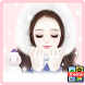 헷지 눈오는날 카카오톡 테마 by iConnect