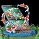 Carp Keyboard Theme by Keyboard Theme Factory