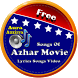 Songs Of Azhar Movie by Aura Azzirra