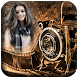 Vintage Photo Editor Frame by Photo Kindle