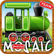 Animated Puzzles Train by booktouch