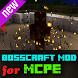 Bosscraft mod for Minecraft PE by Gq mods studio