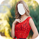 Girl Short Dress Photo Montage by aspireapps