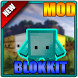 Mod Blokkit for MCPE by Life-Mods