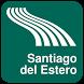 Santiago del Estero Map by iniCall.com