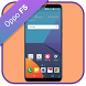 Theme for Oppo F5 / F5 Plus by Touch Droid Theme