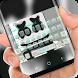 white marshmello Keyboard theme by Sexy Theme for Smart Phone