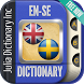English Swedish Dictionary by Julia Dictionary Inc