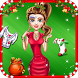 Xmas Fashion Salon for Girls by Crazybox Studio