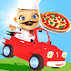 Racing Pizza Delivery Baby Boy by Kaufcom Games Apps Widgets