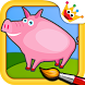 Farm Animals: Kids & Girls puzzles games Free by MagisterApp - Educational Games for kids