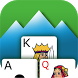 TriPeaks Solitaire with Themes by WildTangent