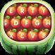watermelon keyboard by Echo Keyboard Theme