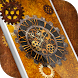 Steampunk Clock Live Wallpaper by 3D HD Moving Live Wallpapers Magic Touch Clocks