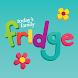 Today's Family Fridge by kitestring creative branding studio