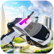 Flying Future Police Car Chase by simulator games free