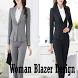 Woman Blazer Design by siojan