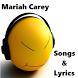 Mariah Carey Songs & Lyrics by andoappsLTD