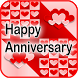 Happy Anniversary Wishes Cards by BayuCreative