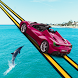99% Sky Car Racing - Impossible Track Drive Stunt by creative gaming zone