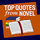 Top Quotes From Novel by Apps Elite