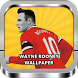 Wayne Rooney Wallpaper by Kaguradevs