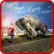 Angry Elephant Rampage Attack by RedCode Games