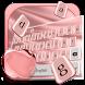 Velveteen Rosy Apple Keyboard Theme
