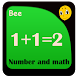 Bee Learning Number And Math by X-Gaf Studio