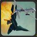 F16 VS Drone by Afran