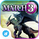 Match 3 - Dragon Reign by Difference Games LLC