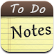 To Do List Notes with Reminder by Ecom Apps