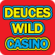 Deuces Wild Casino Poker by Lucky Jackpot Casino