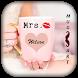 Mug Name Art