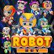 Vir Robot Boy Jetfire by Bebelove