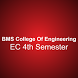 Timetable-BMS EC 4th Semester by SM Developers