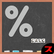 Percentage Calculator by Zaptech Solutions
