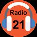 Radio 21 Romania Online by webstudio86