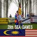 SEA Games KL2017 Photo Grid by Queen8