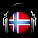 Norwegian Radio Stations by Digital Radios