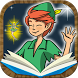 Tale of Peter Pan by Classic fairy tales Interactive book for kids