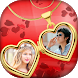 Locket Photo Frame - Love Locket Frame 2018 by Android Hunt