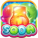 Soda Match 3 by EMRG Games- free games -girl games -match 3 games