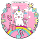 Unicorn Kitty Theme by Best Cool Theme Dreamer