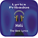 Malú Letras by PribadosApps