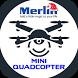 Mini QuadCopter UAV by Merlin Digital