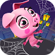 Crazy Rope Swinging Spider Pig by Erequest - MadQuail Games and Apps