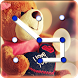 Teddy Bear Pattern Lock Screen by Appsdebugger