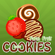 Farm Fruit Cookies Crush by Ginko Games