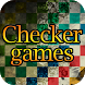 Checkers by gotothegame